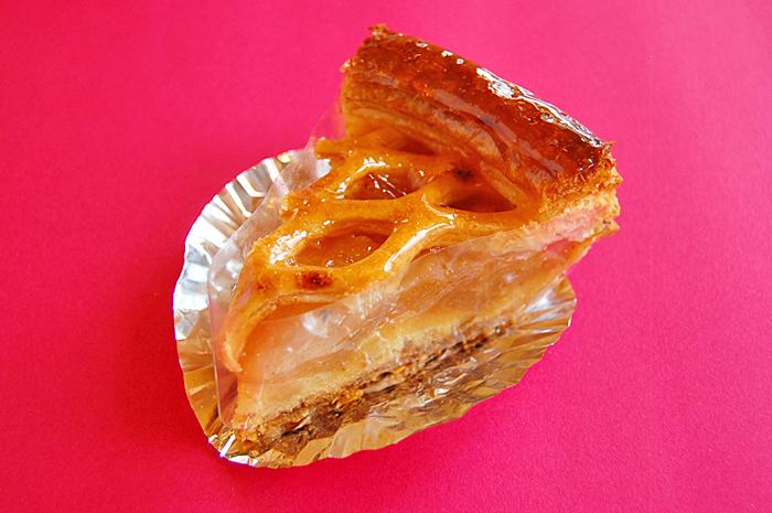紅玉りんごのアップルパイ