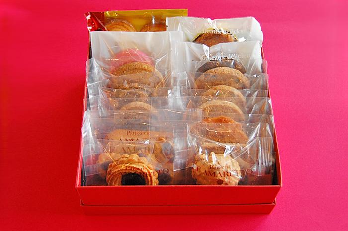 クッキー詰合せ18個