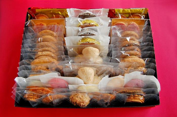焼菓子・クッキー詰合せ50個